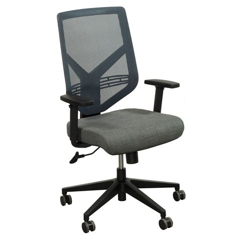 Task Chair Gosit Mesh Back Task Chair Gray National Office