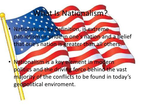 definition sectionalism nationalism vs sectionalism lessons tes teach