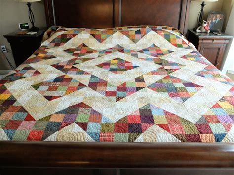 Split Nine Patch Quilt Pattern by Split Nine Patch Bonnie