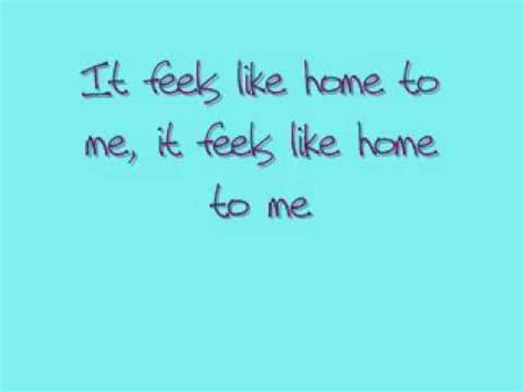 feels like home chantal kreviazuk lyrics