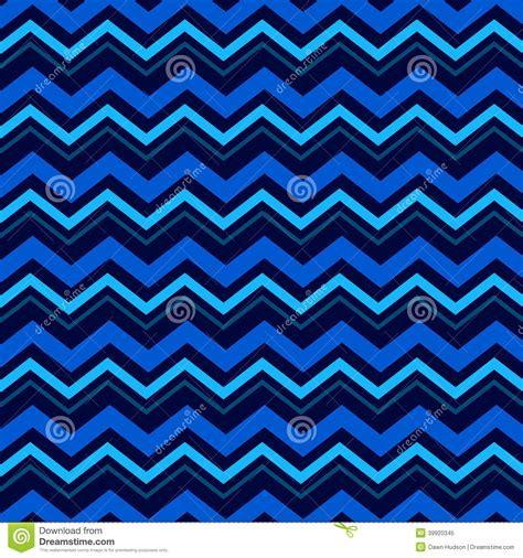 Blue Chevron Pattern stock illustration. Image of pattern ... Zig Zag Pattern Clipart