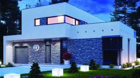 casas cuadradas modernas casas modernas de 2 pisos