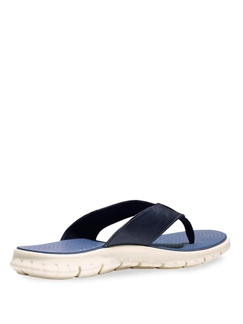 Sandal Grd 225 lyst cole haan s zerogrand sandals in blue for