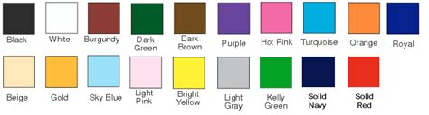 bandana color meanings colors images search