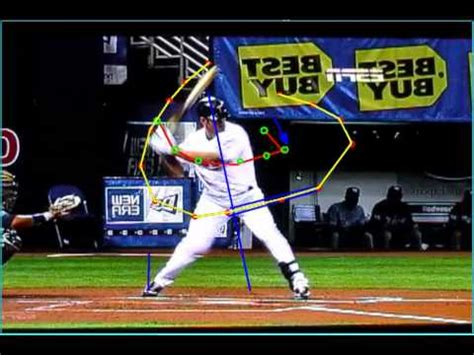 perfect batting swing joe mauer slow motion textbook swing youtube