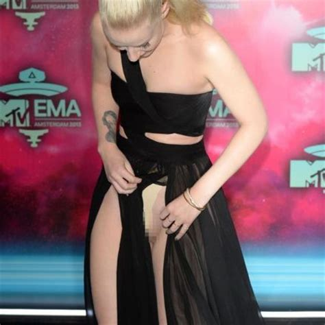 no more waiting for the occassional nip slips and panty upskirts iggy azalea suffers serious wardrobe malfunction in barely