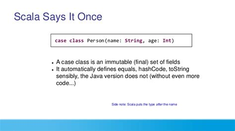 scala pattern matching not working scala from quot hello world quot to quot heroku scale quot