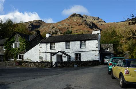 Langdale Cottages by Stickle Cottage Wheelwrightswheelwrights