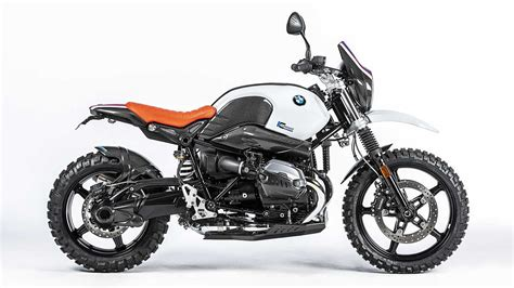 ilmberger carbon lightens  bmw  ninet urban gs