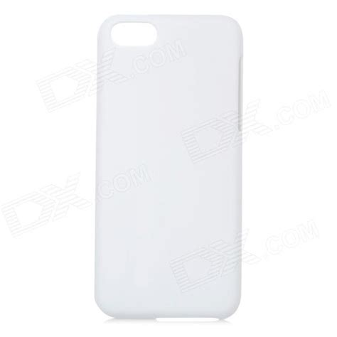 cover white for iphone 5c protective plastic back for iphone 5c white free