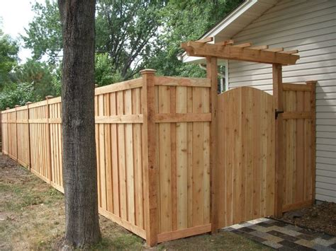 25 best ideas about wood fence gates on