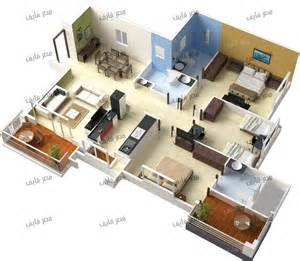Home Design 3d Upstairs by مخططات فلل بتصاميم معمارية حديثة أكثر من رائعة
