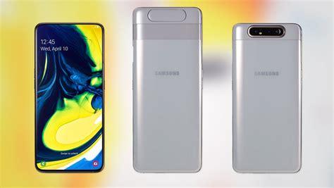 Samsung Galaxy A80 Jumia by Samsung Galaxy A 80 233 Ra Rotative Avec Trois Capteurs Photo