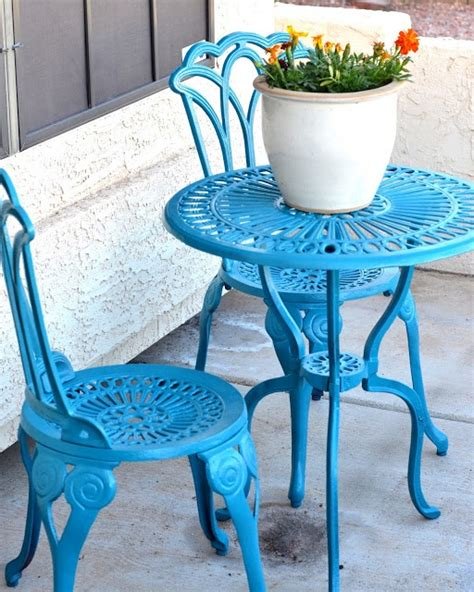 Sprei Vallery 180 Blue Best Seller 17 best images about painting patio furniture on