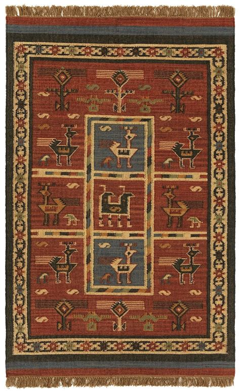 lodge rugs on sale st croix trading hacienda southwestern lodge area rug collection rugpal wfw12 4500