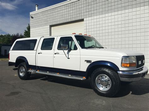 1996 Ford F 250 CREW CAB Shortbed 7.3 Powerstroke for sale