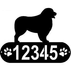 australian shepherd house dog house address signs