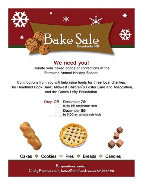 bake sale flyer template free clip sales flyer clipart clipart suggest
