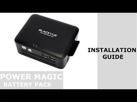 Blackvue Parking Mode Power Magic blackvue power magic battery pack b 112 parking mode