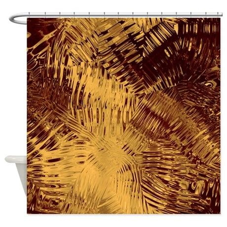 red and gold shower curtain dark red and gold glass shower curtain by cuteprints