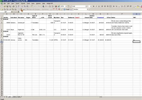 Accounts Payable Tracking Spreadsheet by Accounts Payable Tracking Spreadsheet Laobingkaisuo
