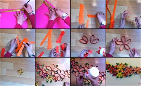 tutorial cara membuat hiasan natal cara membuat hiasan dinding cantik dari kertas rumah