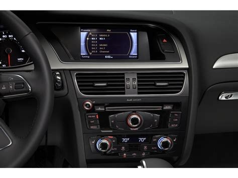 Audi A4 Interior 2013 by 2013 Audi A4 Prices Reviews And Pictures U S News