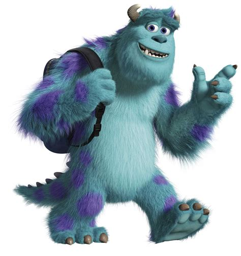 sulley monsters inc imagui