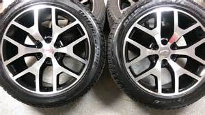 Truck Wheels Gmc Chevy Gmc Truck Pics With 305 40 22 Wheels Autos Post