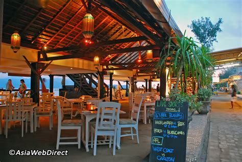 beach house restaurant the beach house restaurant bali magazine