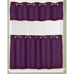 Kitchen Curtains Purple Pretty Purple Kitchen Curtains Are Appealing