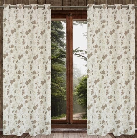 window drapes canada grommet curtain pair 56x88 quot in lemon yellow 10 in canada
