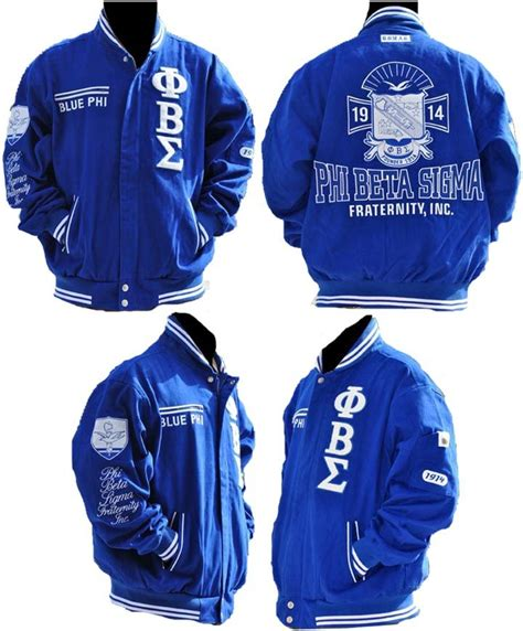 design fraternity jacket 1000 images about stuff for fm phi beta sigma