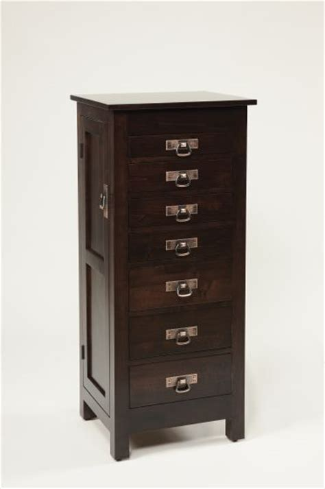 High Quality Jewelry Armoire by 48 Quot Flush Mission Jewelry Armoire Amish Valley Products