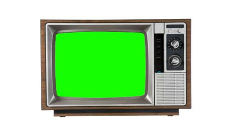green tv old soviet television in green screen youtube