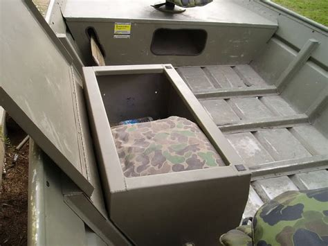 how to put a livewell in a boat jon boat storage boxes view topic for sale jon