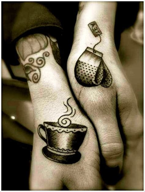couple tattoo buzzfeed 30 utterly lovely tattoos for tea lovers
