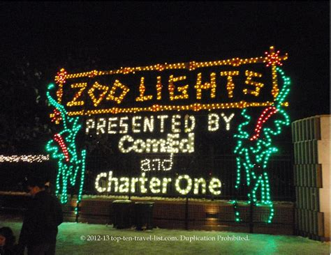 park zoo lights lincoln park zoo a colorful zoolights extravaganza like