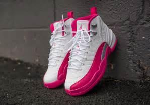 12 Valentine Day air jordan 12 valentine s day vivid pink release info