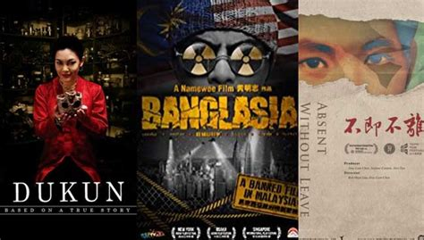 film malaysia tidak laku filem buatan malaysia tak laku sebab diharam tayangan