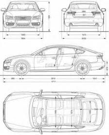Audi A5 Length Audi A5 Sportback 2010