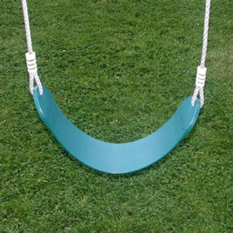 sling swings traditional sling swing set accessory by creative playthings