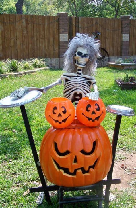 Simple Ideas For Halloween Decoration