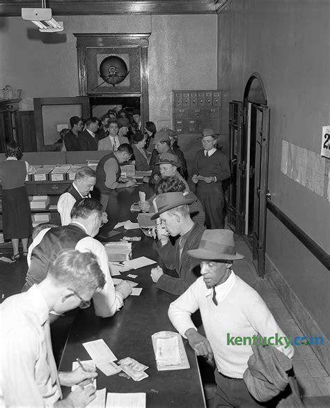 Fayette County Clerk Office fayette county clerk s office 1952 kentucky photo archive
