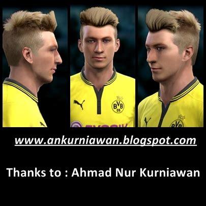 tutorial rambut marco reus download face marco reus by ahmad nur kurniawan onmitra