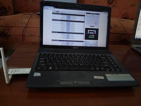 Laptop Acer Bekas Di Jakarta dijual leptop acer aspire 4736 bekas murah vebry exa p