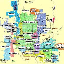 arizona city limits map if i ruled the metro suburban mergers the corner side
