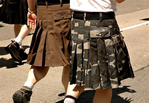 Utilikilt Lets Wear Skirts by Why Do Utilikilts Appeal To Many In The Northwest Knkx