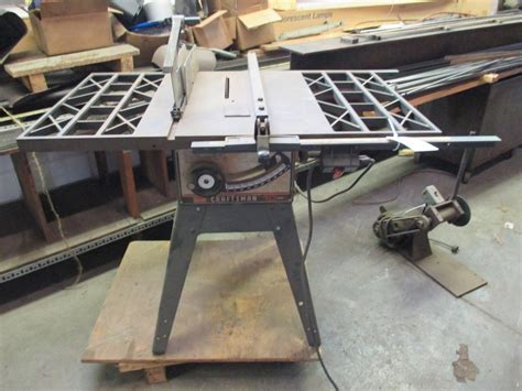 craftsman table saw model 113 sears craftsman model 113 298720 10 quot table saw s n