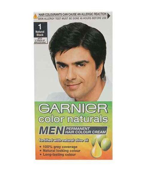 mens hair color products garnier color naturals hair color 1 black